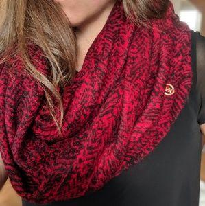 MICHAEL KORS oversized infinity scarf